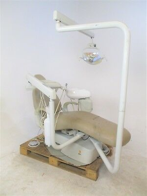 Marus 1690 Operatory Package Chair w/ Delivery System & Light