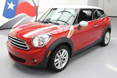 2014 Mini Paceman Base Hatchback 2-Door 2014 MINI COOPER PACEMAN HATCHBACK AUTO HTD SEATS 18K #N94774 Texas Direct Auto