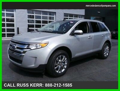 2014 Ford Edge Limited 2014 Limited Used 3.5L V6 24V Automatic Front Wheel Drive SUV