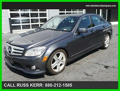 2010 Mercedes-Benz C-Class C 300 Sport 2010 C 300 Sport Used 3L V6 24V Automatic All Wheel Drive