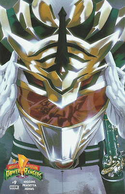 Mighty Morphin Power Rangers 9 2nd Second Printing Variant Boom 1st Lord Drakkon