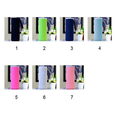 Water Bottle Cover Neoprene Insulated Sleeve Bag Case Pouch for 360/550ML Drink