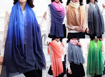 AU SELLER Tie Dye Cotton Voile Oversize SCARF/SHAWL Beach Sarong Cover Up sc079