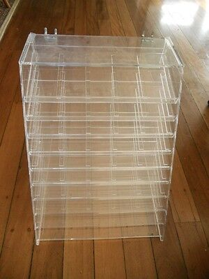 Display Stand / Dispenser Clear Perspex