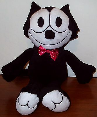 "Felix The Cat 16"" Plush Doll Stuffed Toy Animal"