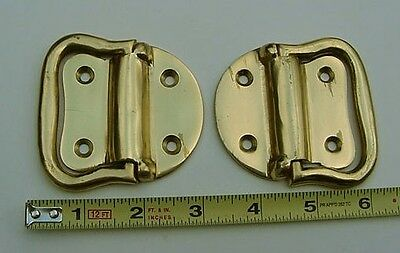 Trunk Handles Brass Trunk Handles 18th century reproduction