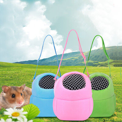 Pet Carrier Hamster Rat Hedgehog Small Animals Outdoor Traveling Sleeping Bag