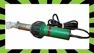 Leister Triac S  Hot Air Tool - Heat Gun CH6060 14AMP 1600-W