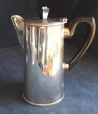 SUPERB ~ Art Deco Style ~ SILVER Plated ~ Water / WINE JUG ~ c1935