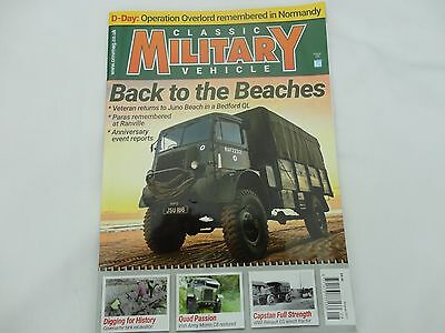Classic Military Vehicle Aug 2017, Back To The Beaches Bedford Ql, Covenanter