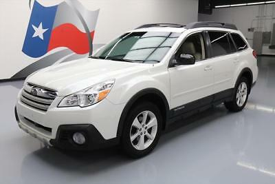 2014 Subaru Outback  2014 SUBARU OUTBACK 2.5I LIMITED WAGON AWD SUNROOF 47K #292590 Texas Direct Auto