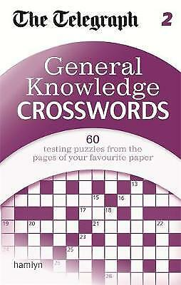 General Knowledge Crosswords, The Daily Telegraph