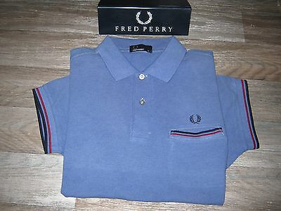 Limited edition Fred Perry polo shirt . Rare colourway Lots more polos listed.