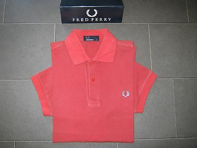Fred Perry polo shirt.Dead stock colourway More polo's listed- vintage FP coats.