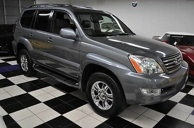 2003 Lexus GX 470 Carfax Certified, 2 owners, Navigation GORGEOUS COLOR COMBO  - PRISTINE CONDITION !!