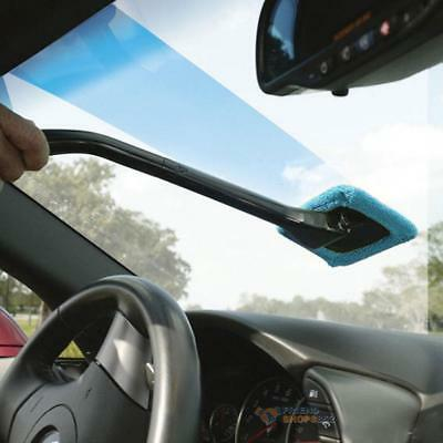 Window Cleaner Long Handle Car Wash Brush Dust Car Care Windshield Cleaning