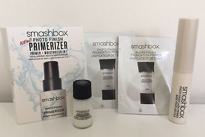SMASHBOX NEW PHOTO FINISH Primerizer Lash Primer & Oil Free Foundation Primer BN