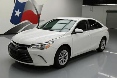 2015 Toyota Camry  2015 TOYOTA CAMRY LE SEDAN CRUISE CTRL REARVIEW CAM 22K #450955 Texas Direct