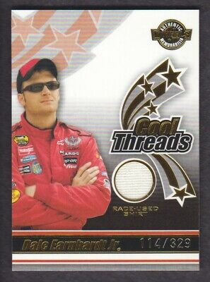 2006 Wheels American Thunder Cool Threads #CT4 Dale Earnhardt Jr. 114/329 Shirt