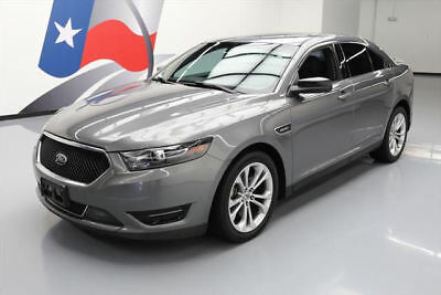 2014 Ford Taurus SHO Sedan 4-Door
