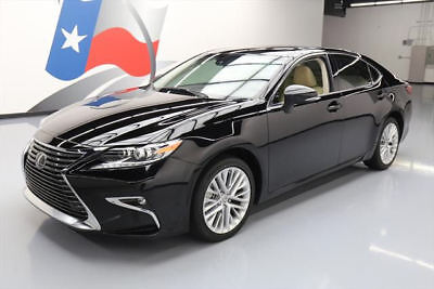 2016 Lexus ES 350 Base Sedan 4-Door 2016 LEXUS ES350 LUXURY SUNROOF NAV REARVIEW CAM 18K MI #221093 Texas Direct