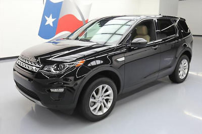 2016 Land Rover Discovery Sport  2016 LAND ROVER DISCOVERY SPORT HSE AWD PANO NAV 14K MI #570894 Texas Direct