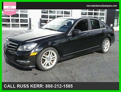 2014 Mercedes-Benz C-Class C 250 Sport 2014 C 250 Sport Used Certified Turbo 1.8L I4 16V Automatic Rear Wheel Drive