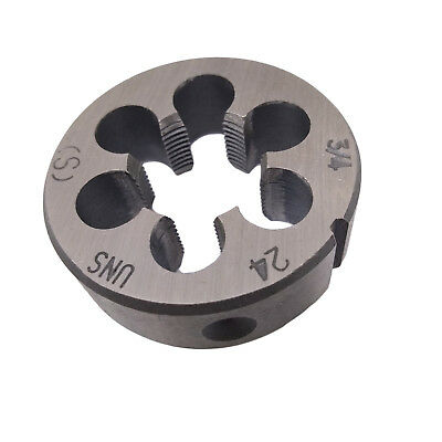 US Stock New HSS 3/4-24 UNS Die Right Hand Thread