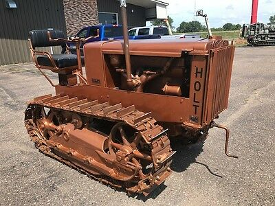 Caterpillar Two Ton Holt Cat 2 Ton, Early 2 Ton With The Holt Name On The Engine