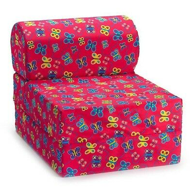 Comfy Kids Flip Chair - Butterfly