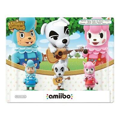 Nintendo amiibo - Animal Crossing 3 Pack