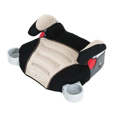 Graco No Back TurboBooster Car Seat - Domino