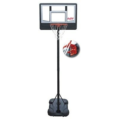 """Rawlings - 34"""" Pro-Style Portable Basketball System"""