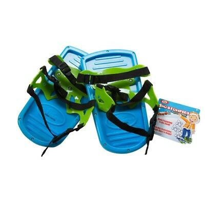 Ideal Sno Toys Sno Stompers- Blue