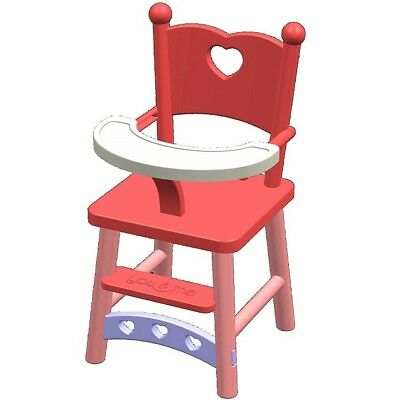 You & Me Baby Doll High Chair