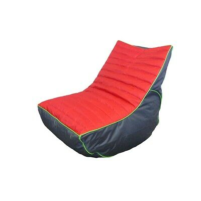 Boscoman - Cory Teen Lounger / Gaming Chair Bean Bag - Red