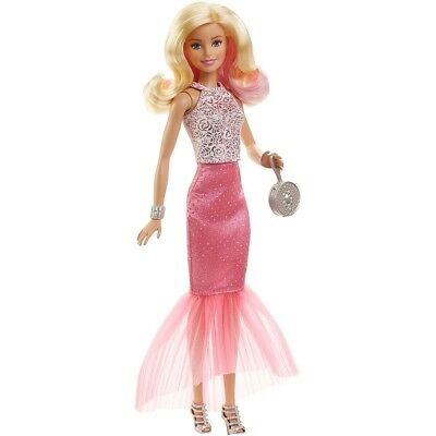 Barbie Pink & Fabulous Doll - Gown #1