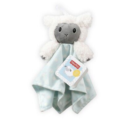 """Fisher Price """"My Little Lamb"""" Security Blanket"""