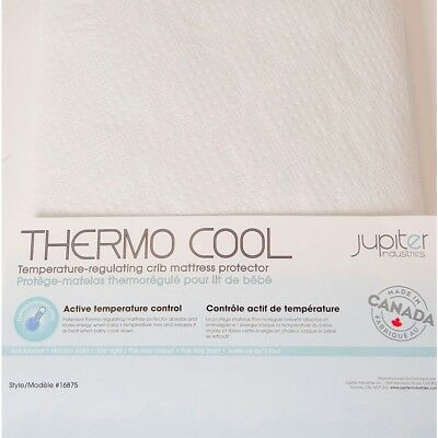Simmons Thermo Cool Crib Mattress Cover