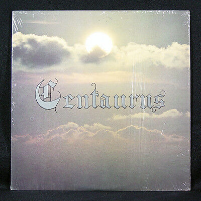 CL - Centaurus - Self Titled LP on Clear Vinyl Azra Records 61549 in Shrink!