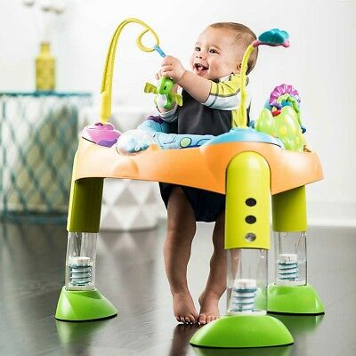Exersaucer Fast Fold & Go Bounce-A-Sarus