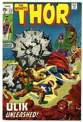 Thor #173 (1970) VF Marvel Comics