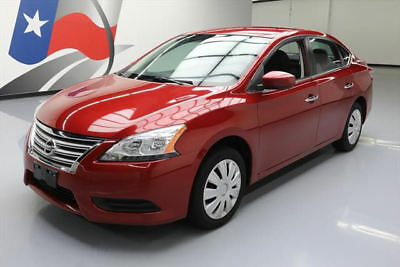 2014 Nissan Sentra  2014 NISSAN SENTRA SV SEDAN AUTOMATIC CRUISE CTRL 48K #227515 Texas Direct Auto