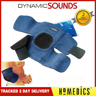 HoMedics MW-EHC-0EU Hot and Cold Magnetic Therapy Elbow Wrap Support One Size