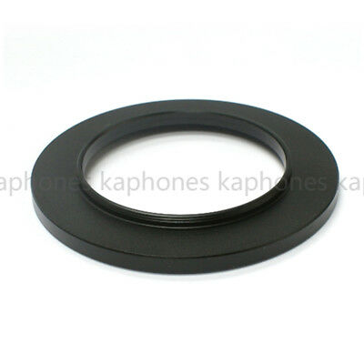 52-72mm Step-Up Metal Lens Adapter Filter Ring / 52mm Lens to 72mm Accessory