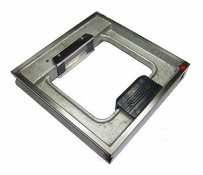 Rdgtools 200Mm Precision Engineers Frame Level 0.02Mm/m Accuracy In Wooden Box