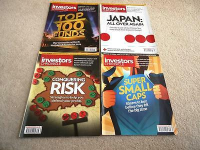 Investors Chronicle Vol 189/2410-1-2-3 Top 100 Funds Japan Small Caps Sept 2014