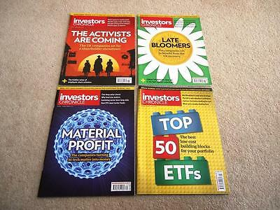 Investors Chronicle Vol 188/2392-3-4-5 Top 50 Etfs Activists Are Coming May 2014