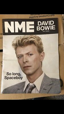 David Bowie NME