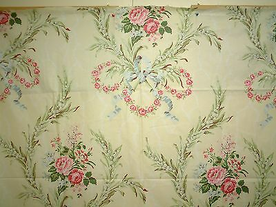 Jean Monro Fabric Heale House - Stylish Chintz